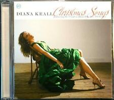 DIANA KRALL Christmas Songs Verve 0602498821213 EU 2005 12trx CD