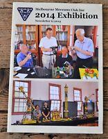 Melbourne Meccano Club Inc Newsletter 6/2014
