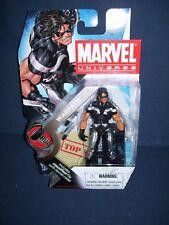 Marvel Universe Warpath 3 3/4 Action Figure #3 Series 2 Hasbro NIB