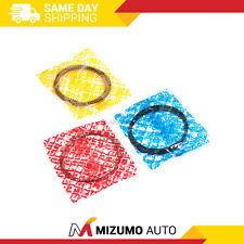 Piston Rings Fit 99-03 Mazda Protege Protege5 626 MX6 1.8 & 2.0 DOHC 16V FP, FS