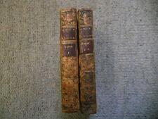 L'Anti-Lucrece Poeme sur la Religion Naturelle in 2 Volumes