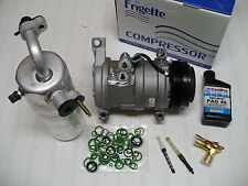 Frigette A/C AC Compressor Kit for 2003-2006 Suburban 2500 (with rear A/C)
