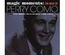 MAGIC MOMENTS: BEST OF PERRY COMO CD PERRY COMO BRAND NEW SEALED