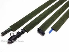 Hydration Tube Cover OD Green  ..for Camelbak, Military Ruck Sack tube Cover