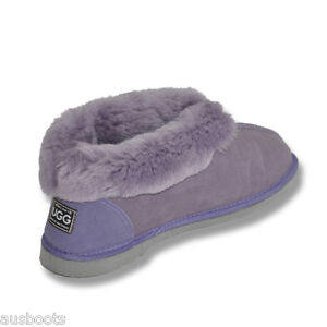 Ugg Ladies Slippers Boots Hand Crafted in Australia Premium Merino Sheepskin
