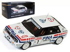 IXO RAC072 Lancia Delta Integrale 16V Winner San Remo 1991 - D Auriol 1/43 Scale