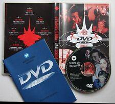 Rare DVD Sampler 2000 Metallica Madonna Mike Oldfield Corrs Clapton