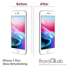 IPhone 7 plus Ecran cassé verre remplacement réparation (LCD doivent travailler)