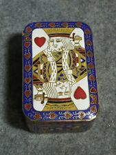 Cloisonne Playing Card Holder
