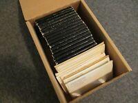 LOT (25) U.S. MINT PROOF SETS 1971-79 (16) BLACK MINT BOXES + (9) MINT ENVELOPES