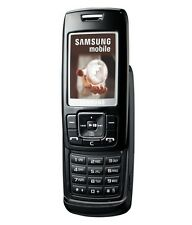 New Samsung E250i Slide Camera Bluetooth Unlocked Mobile Phone *1 Year Warranty*