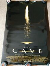 The Cave original movie poster 27 x 40