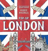 Pop-up London by Jennie Maizels, NEW Book, FREE & Fast Delivery, (Hardcover)