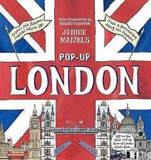 Pop-up London, Maizels, Jennie, Good, Hardcover