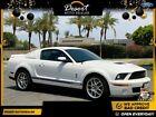 2008 Ford Mustang Shelby GT500 2008 Ford Mustang Shelby GT500 19000 Miles White Coupe 5.4L 32-valve DOHC superc