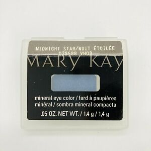 Mary Kay Mineral Eye Color Midnight Star #028588 Eyeshadow Eye Shadow