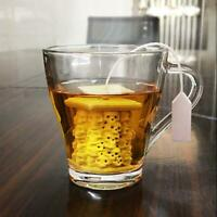 Skull Shape Bag Silicone Tea Leaf Strainer Filter Herbal Spice Infuser Diffuser