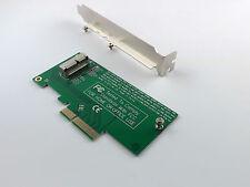 Scheda Adattatore a PCIe x4 per MacBook Air/Pro a1398 a1502 a1465 a1466 SSD