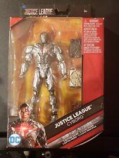 "DC Multiverse Justice League CYBORG 6"" Action Figure Walmart Exclusive Variant"