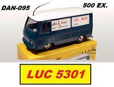 DINKY 570 PAR DAN TOYS PEUGEOT J7 ALLO FRET 500 EX.  #DAN-095 AU 1/43