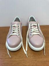 "Samuel Hubbard Men's size 7 M ""Hubbard Fast"" Pale Pink Shoes"