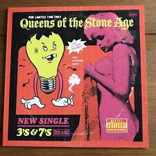 "Queens Of The Stone Age - 3s & 7s  7"" Vinyl (2)"