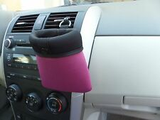 Car SUV Cell Phone/ Sunglass, Air Vent Attached, Storage Pouch**Ships From USA**