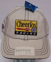 New 2008 NASCAR BOBBY LABONTE CHEERIOS ADJUSTABLE HAT CAP RICHARD PETTY RACING c
