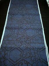 """f-566 antique meisen silk kimono fabric 14/"""" x 60/"""""""