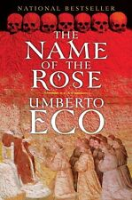 The Name of the Rose: including the Authors Postscript by Umberto Eco