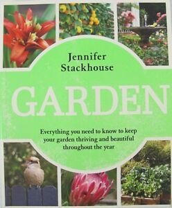 GARDEN By Jennifer Stackhouse ABC Books 2013 Paperback