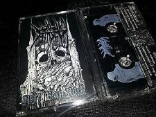 DEATHSTENCH Nekro Blood Ritual CASSETTE black industrial abruptum khanate venowl