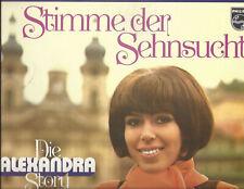 2 x LP Vinyl Alexandra - im Klapp Cover 24 Titel Doppel LP: Stimme der Sehnsucht