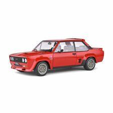 Solido Soli1806002 Fiat 131 Abarth Rouge 1980 1/18