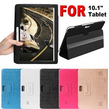 Colorful Protective Shell Case Flip Stand Cover For Android Tablet PC 10.1 inch