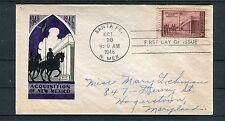 USA drei Erstagsbriefe aus den 1940er Jahren - b2097