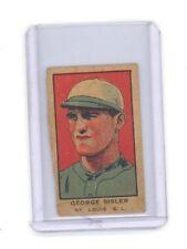 1921 W551  GEORGE SISLER   ST LOUIS