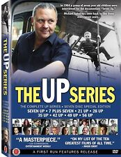 Complete Up Series: Seven Plus + 7 21 28 35 42 49 56 Michael Apted DVD Box Set