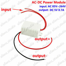 Mini AC-DC Power Converter AC220V 230V 240V to DC 5V 0.7A 3.5W Switching Adapter