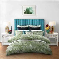 Florence Broadhurst Waterfall Garden Green Quilt Cover Set