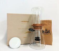 WATER DRIP COFFEE SERVER (PER CAFFE' A GOCCIA) + 250 g CAFFE' FUSARI