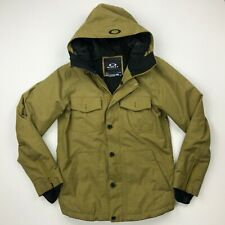 Oakley Biozone FN Dry 15K Snow Ski Snowboard Jacket Size Small Excellent