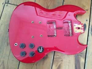 Epiphone Electric Guitar Body SG Special + Electrics