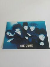 More details for the cure - 1990 postcard