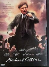 Michael Collins NEW DVD Snap Case Liam Neeson Buy 2 Items-Get $2 OFF