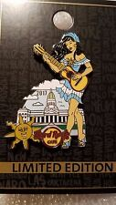 Hard Rock Cafe Pin,ON-LINE,ARGENTINA Pin Up Girl Series 1, Sexy Girl,LE 100 SOLD
