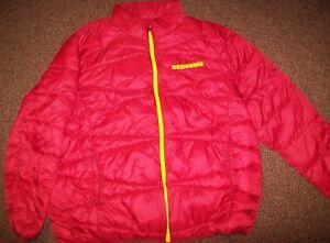 WASHINGTON REDSKINS Puffer Pack It Jacket  RED 5X  6X