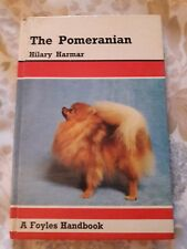 POMERANIAN BY HILARY HARMER - FOYLES 1976- DOG