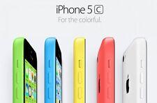 Apple iPhone 5c 8GB 16GB 32GB (Factory Unlocked) 4G LTE Blue Green Pink White
