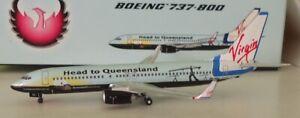Phoenix 1:400  Virgin Airlines  737-800   VH-VOJ  -   10369